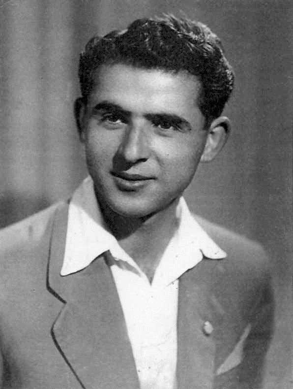 José Sánchez Gutierrez (abril de 1953)