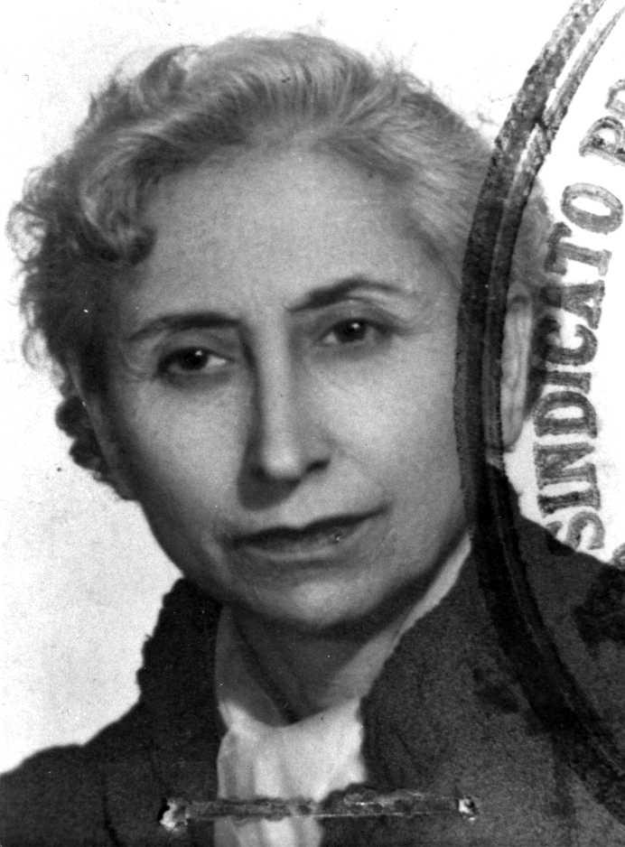 Lucia Sánchez Saornil (ca. 1954)