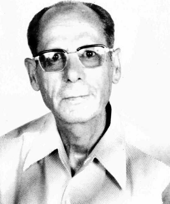 José Santiago Pavón