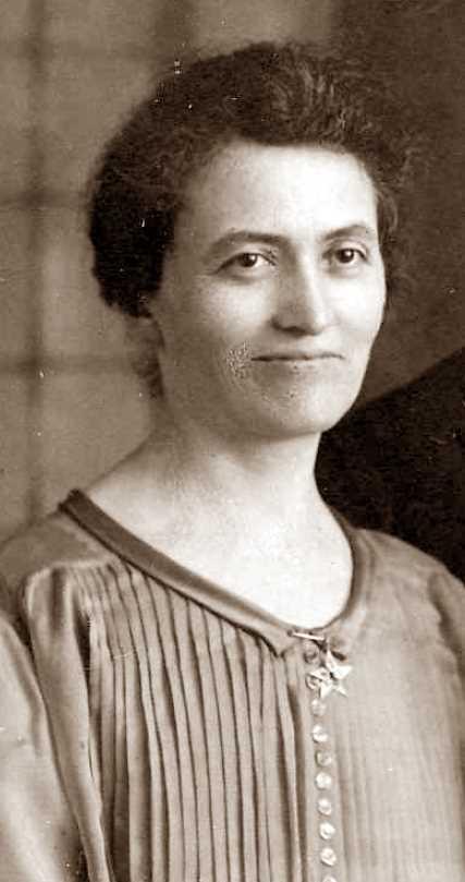 Bianca Sbriccoli (ca. 1926)