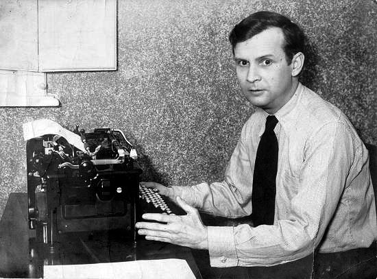 El periodista Affonso Schmidt (anys trenta)