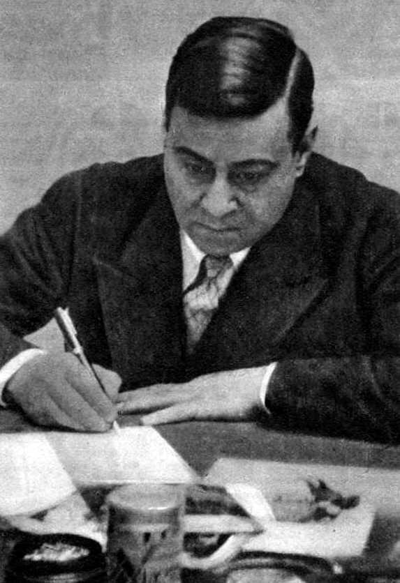 Édouard Sené (ca. 1931)