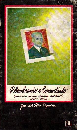 Autobiografia de José Sequeira