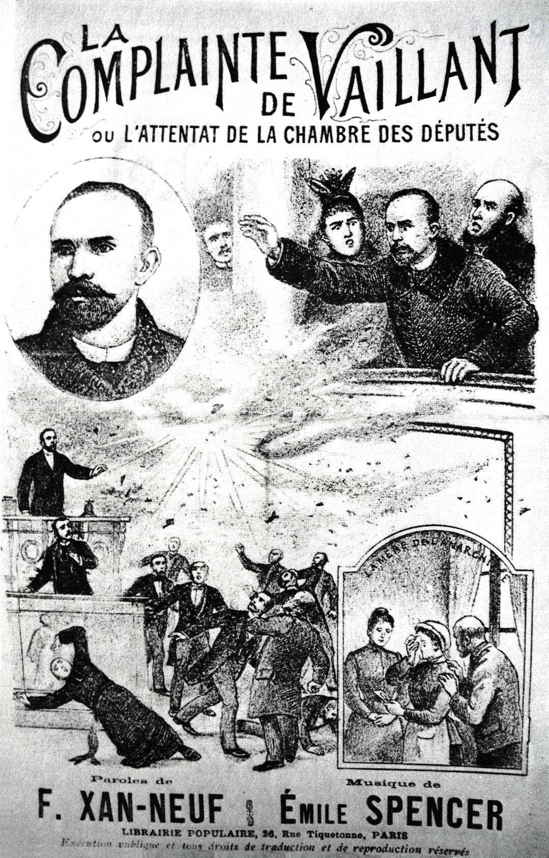 Partitura d'una obra d'Émile Spencer