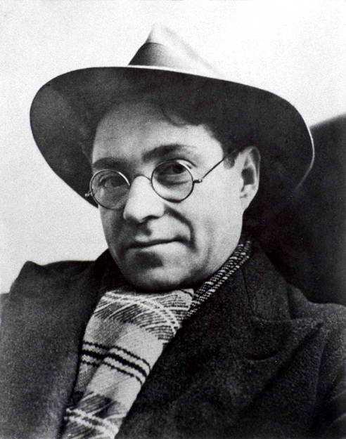 Emil Szittya fotografiat per Rogi André (ca. 1950)