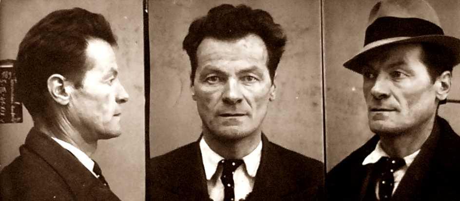 Foto policíaca d'Umberto Tommasini (Trieste, 14 de març de 1941)