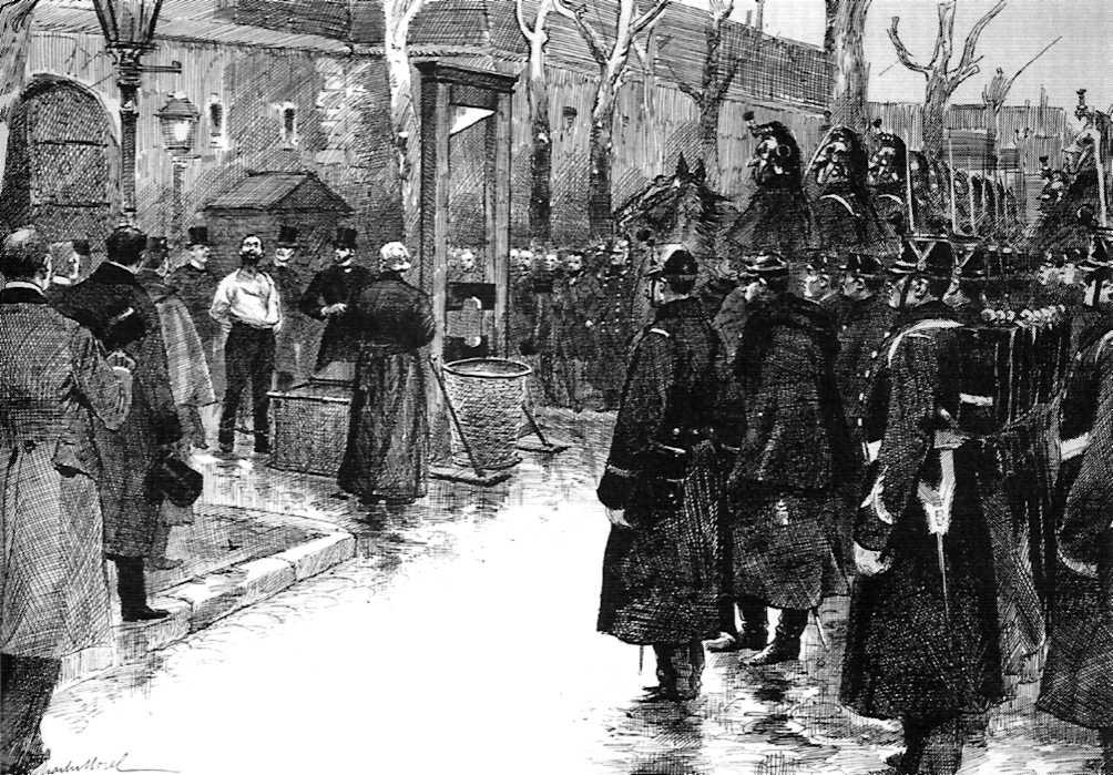 Execució d'Auguste Vaillant