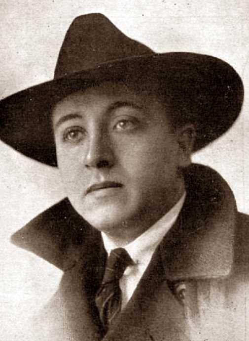 Valentín de Pedro (ca. 1922)