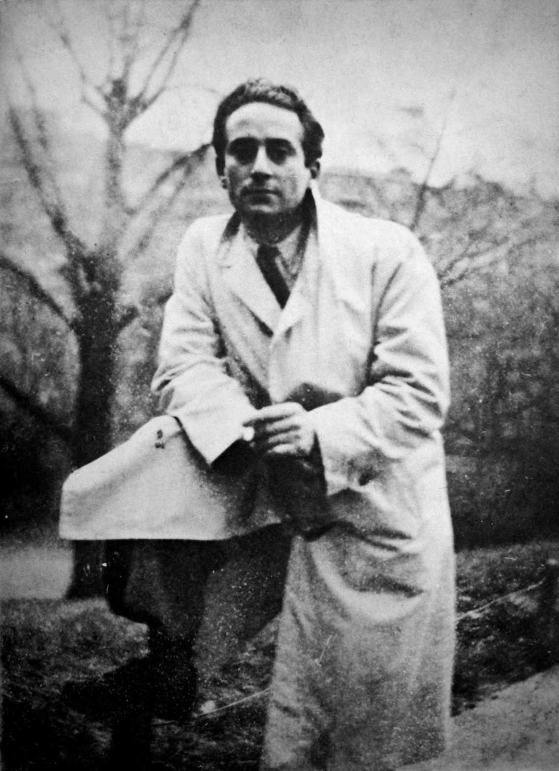 L'última fotografia de Wenceslao Jiménez Orive (París, desembre de 1949)