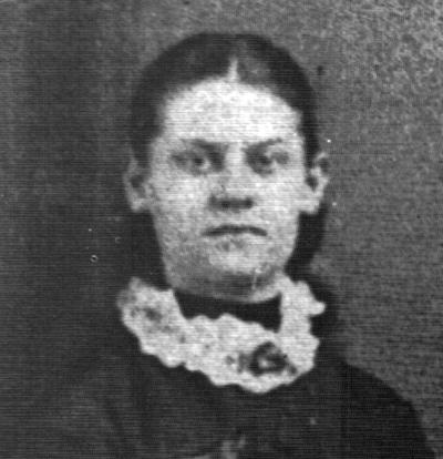 Charlotte Wilson (ca. 1974)