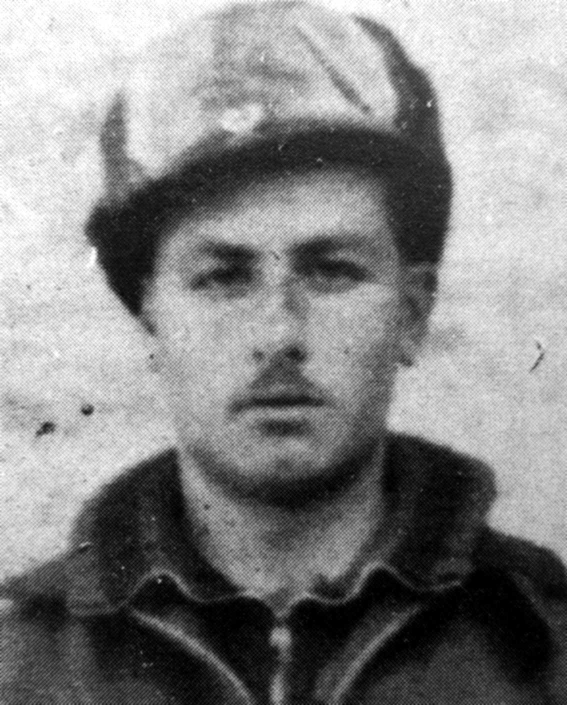 El milicià Joaquim Querol Marzá