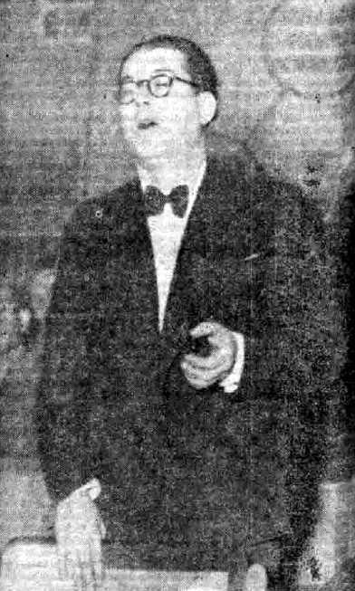 Carlos Zimmermann Ruiz en la seva intervenció en el «Ple Nacional Ampliat de caràcter econòmic» de la CNT (València, gener de 1938)