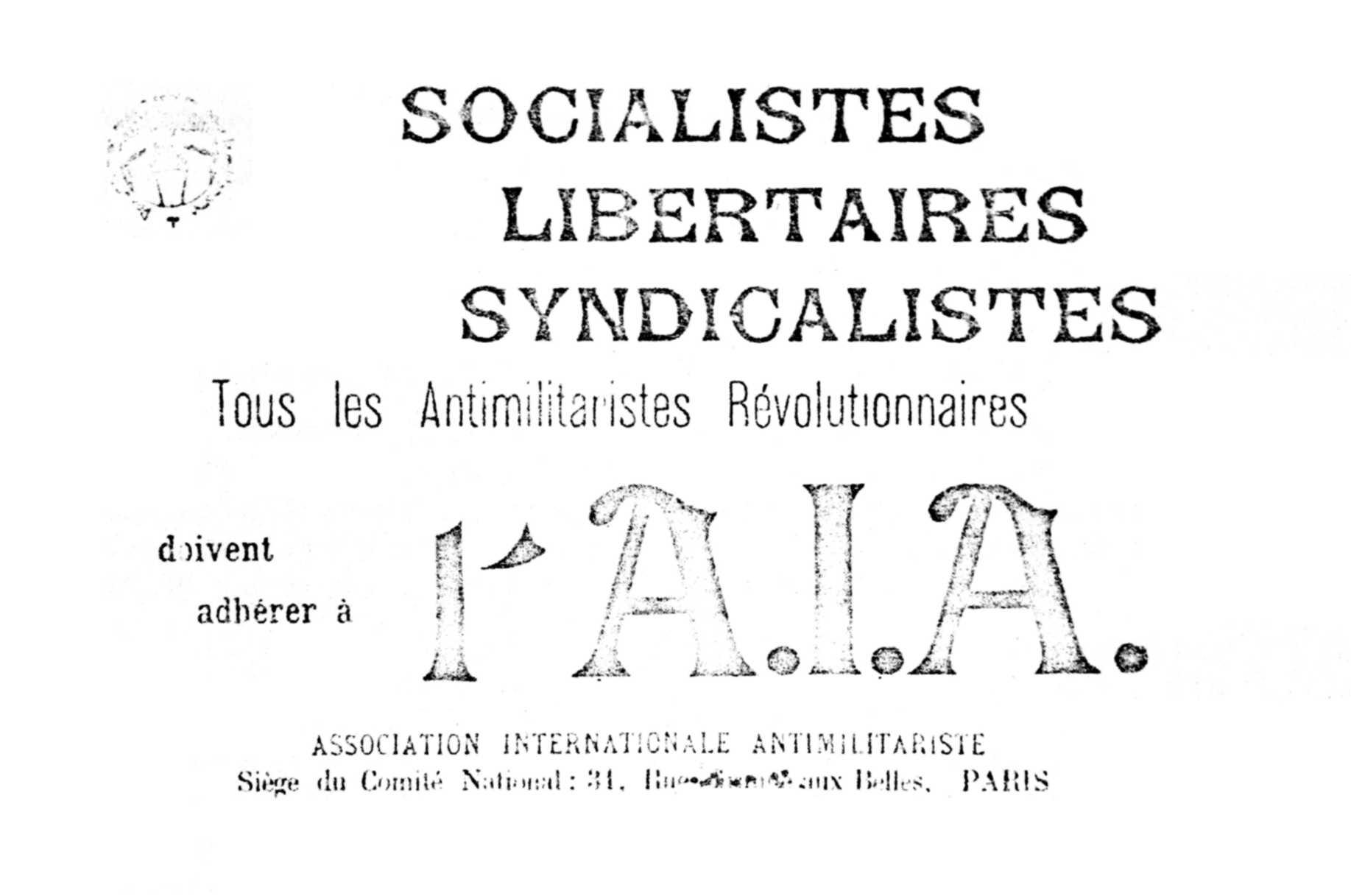 Adhesiu de l'AIA (1906)