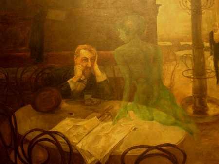 Absenta, la fada verda
