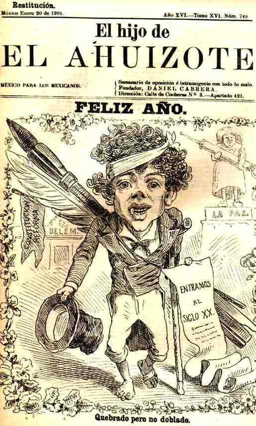 """Exemplar d'""""El Hijo del Ahuizote"""""""