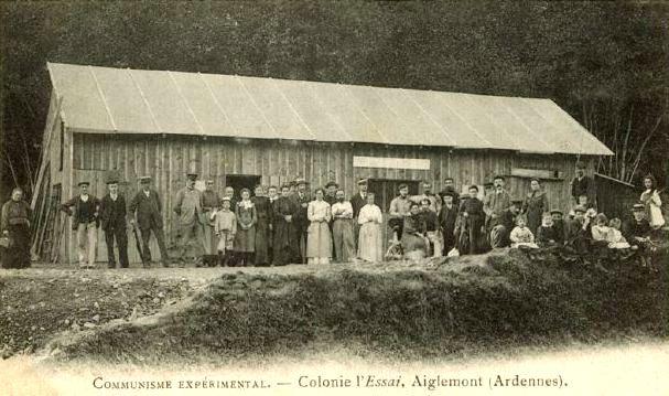 Colònia anarcocomunista d'Aiglemont
