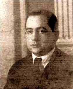 Augusto Moisés Alcrudo Solórzano