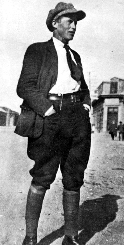 Antonio Soto a Río Gallegos