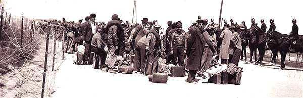 Campo de concentración de Argelès