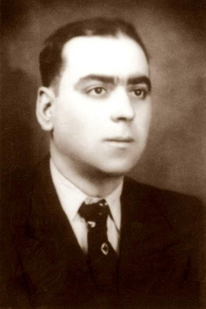 Fernado Santos Arranha (ca. 1960) [Projecto Mosca]