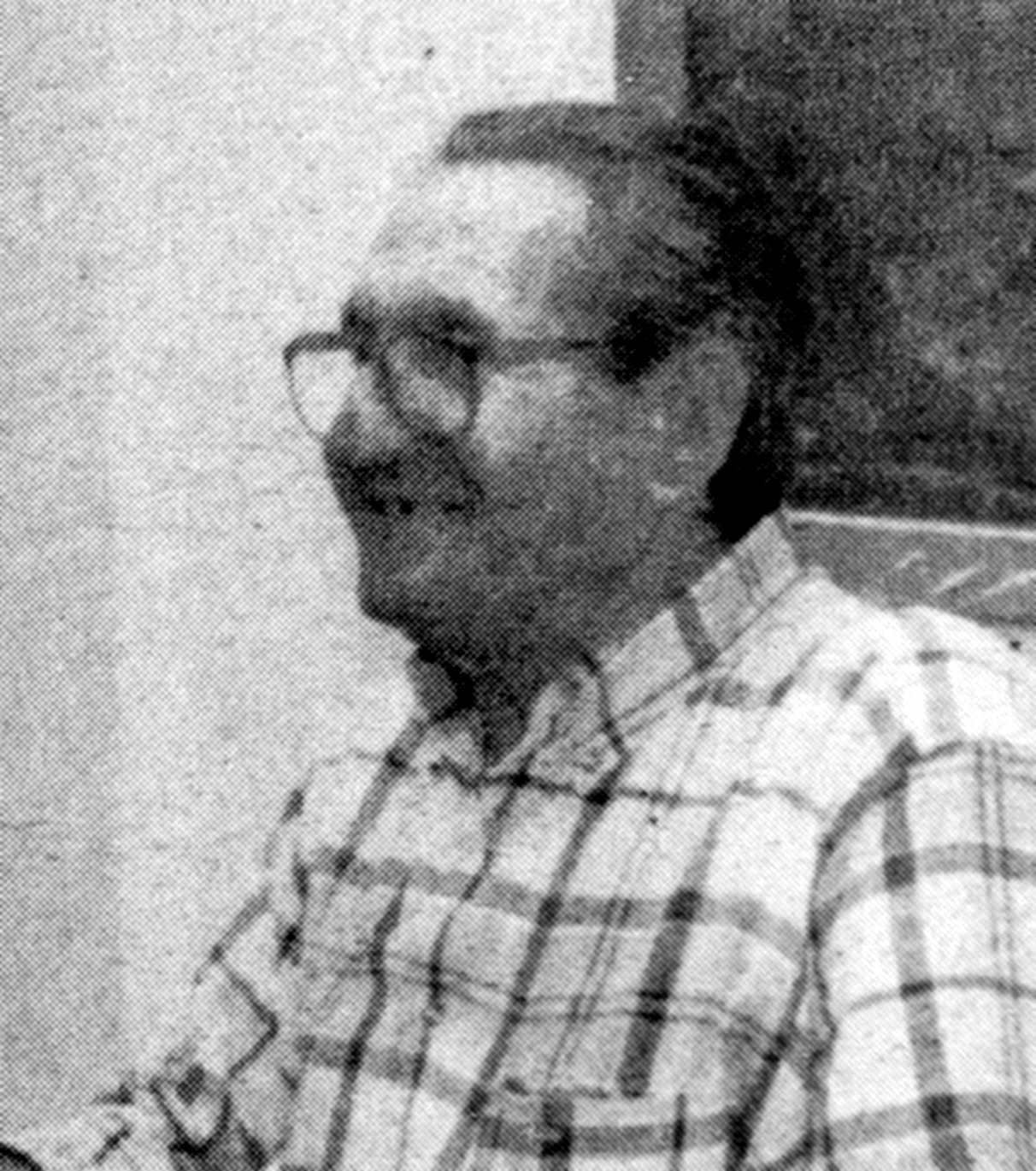 Luis Arrieta de las Heras