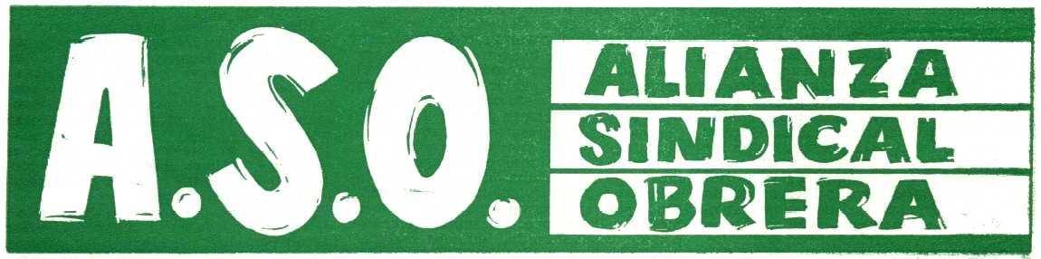 Anagrama de ASO