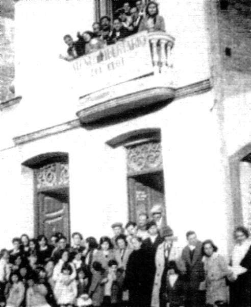 L'Ateneu Llibertari del Clot als anys trenta