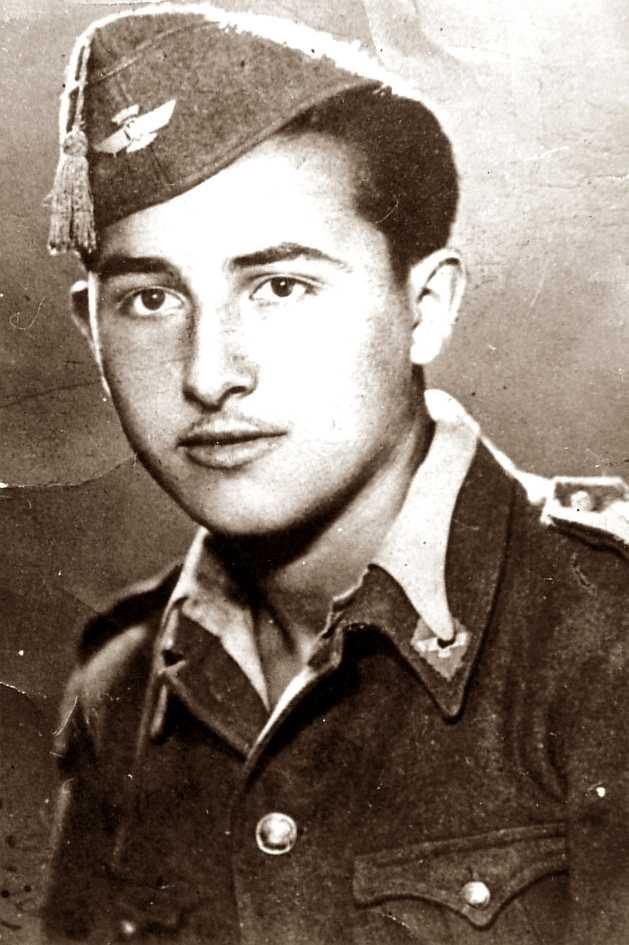 El soldat Aurelio Martí