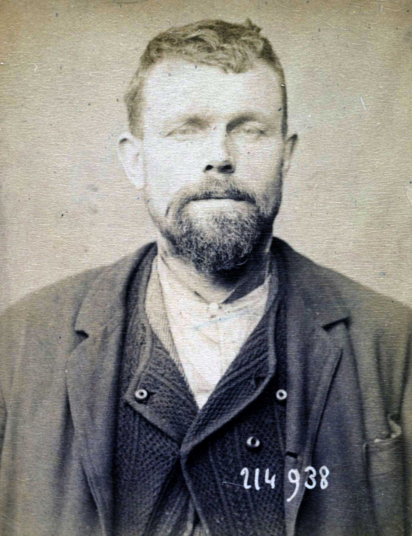 Fotografia policíaca d'Henri Auvin (1 de març de 1894)