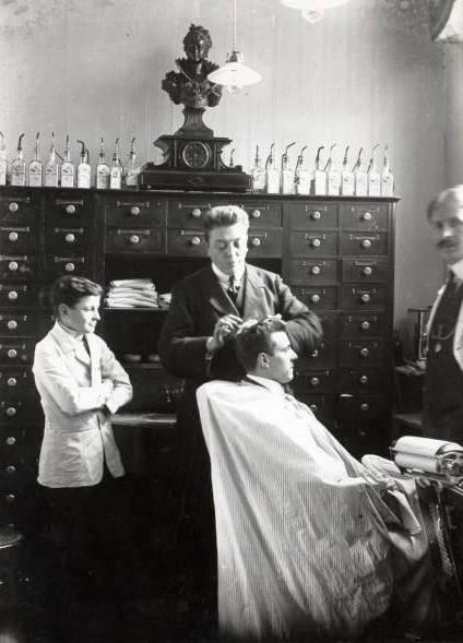 Barbers francesos