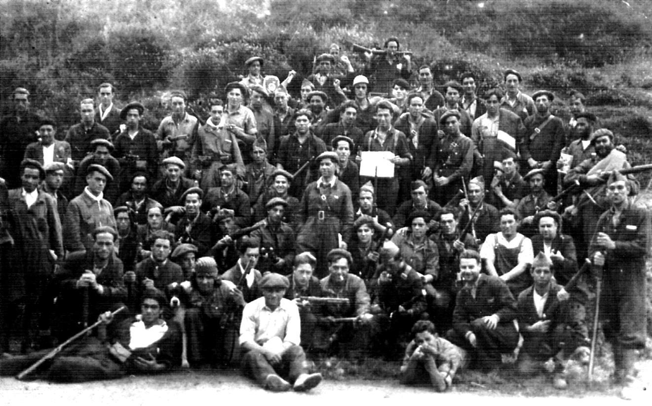 Batallón Bakunin