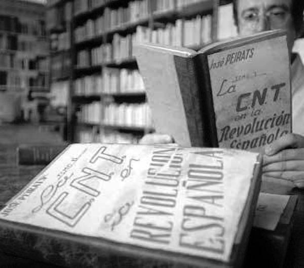 Biblioteca de la Federació Provincial de la CGT de Sevilla