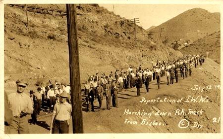Deportació de Bisbee