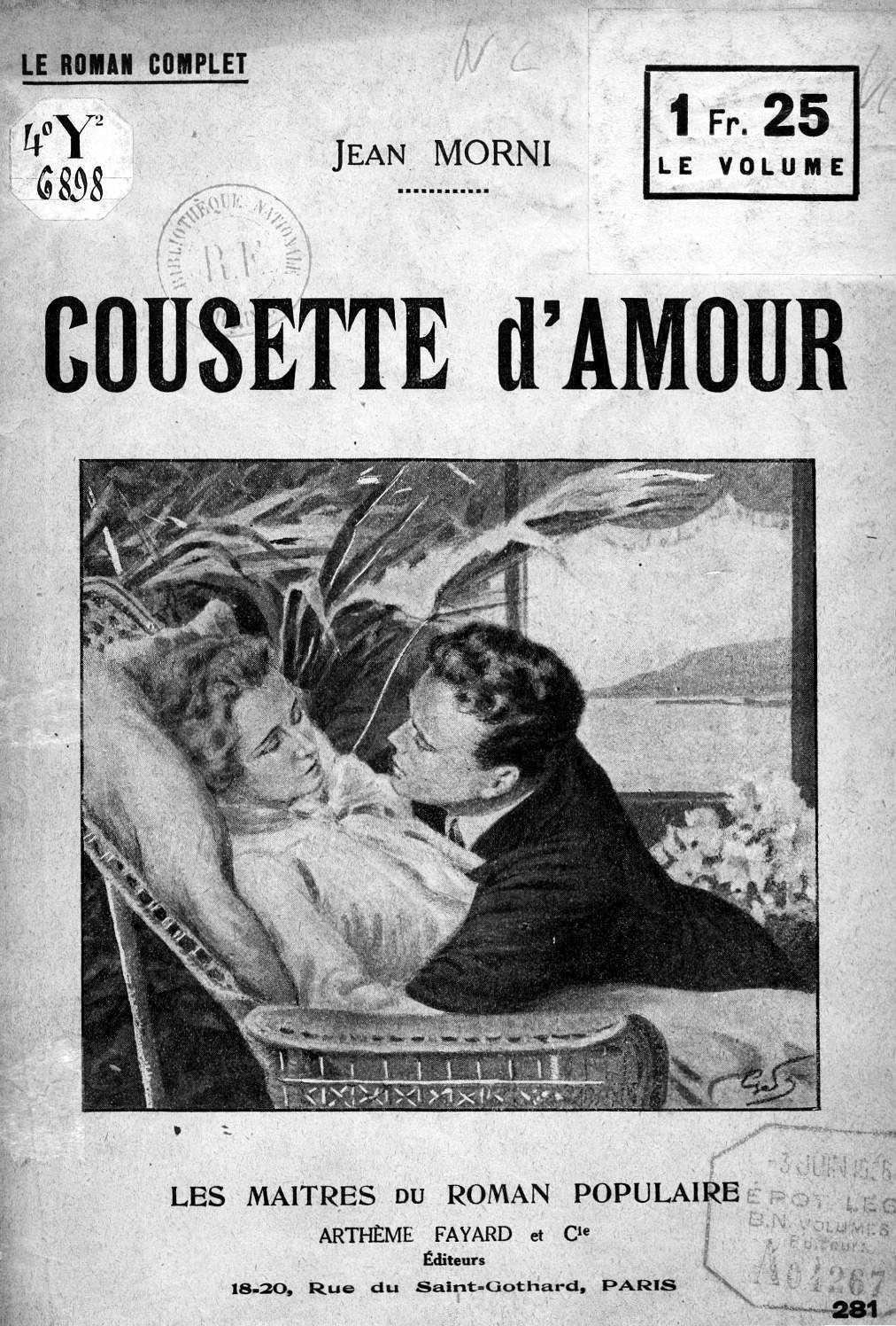 "Obra de Jean Biso (""Jean Morni"") [Biblioteca Nacional de França (BNF)]"