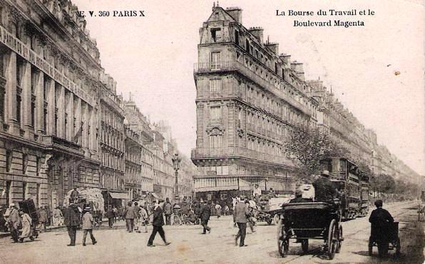 Borsa de Treball de París