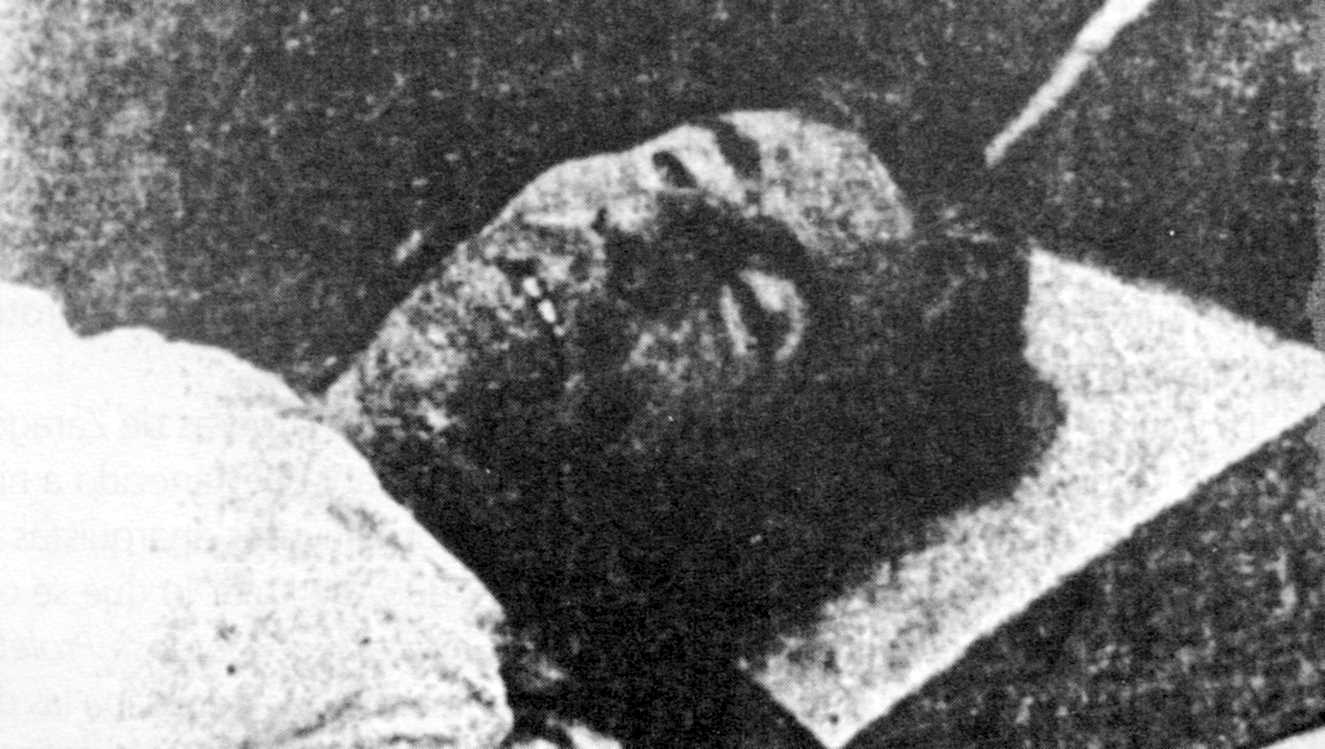 Agustín Buesa Simelio a la morgue