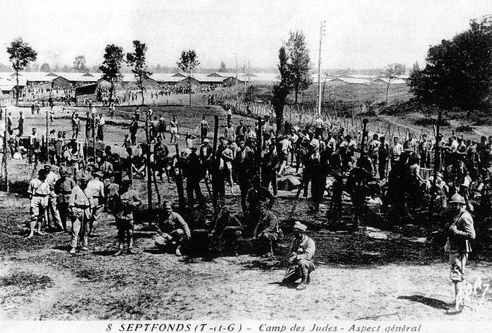 Campo de concentración de Septfonds