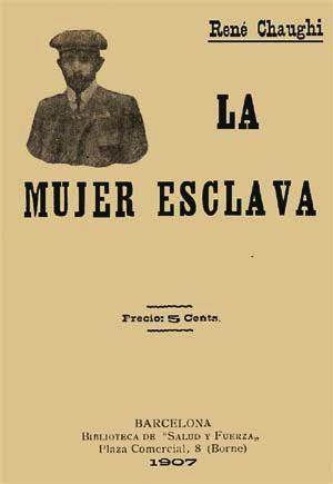 """Traducción castellana de """"La femme esclave"""" de Chaughi"""