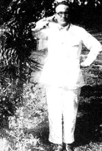 Ciliga a Ienisseïsk, presoner del goulag estalinista, el juliol de 1935