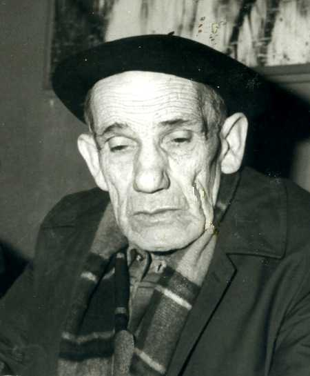 Cipriano Mera ja ancià a París
