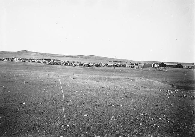 Campo disciplinario de Colomb-Béchar (Argelia)