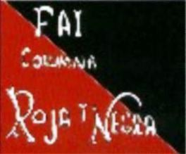 Banderín de la Columna Roja y Negra