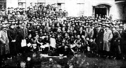 Comitè de fàbrica anarcosindicalista rus