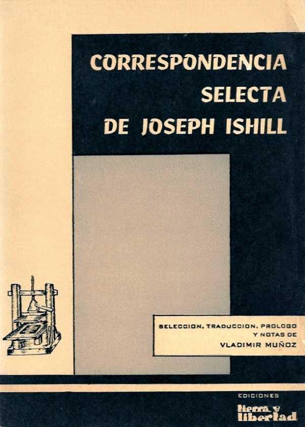 Correspondència d'Ishill