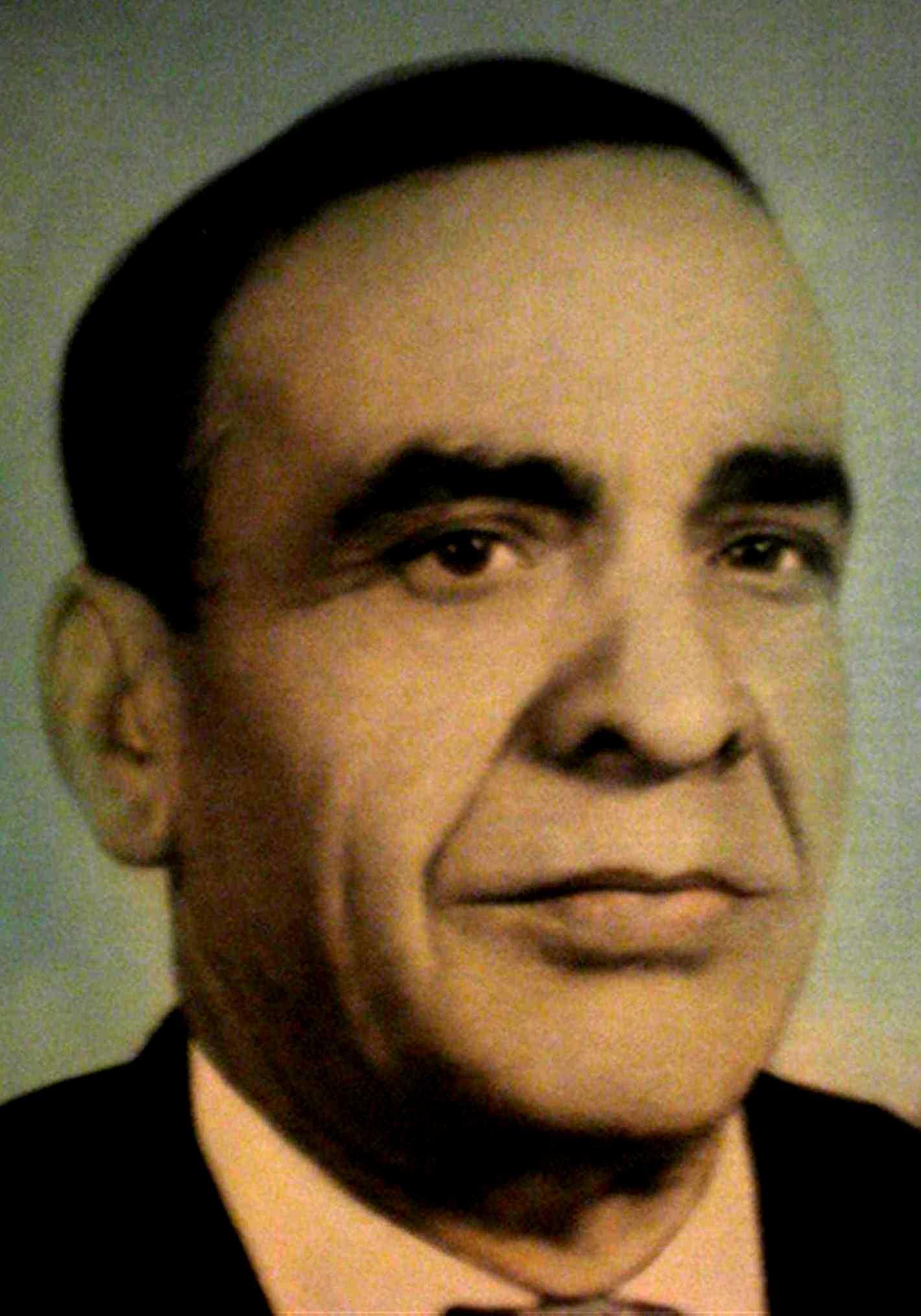 """José María Rodríguez Eiras (""""Cotexo"""")"""