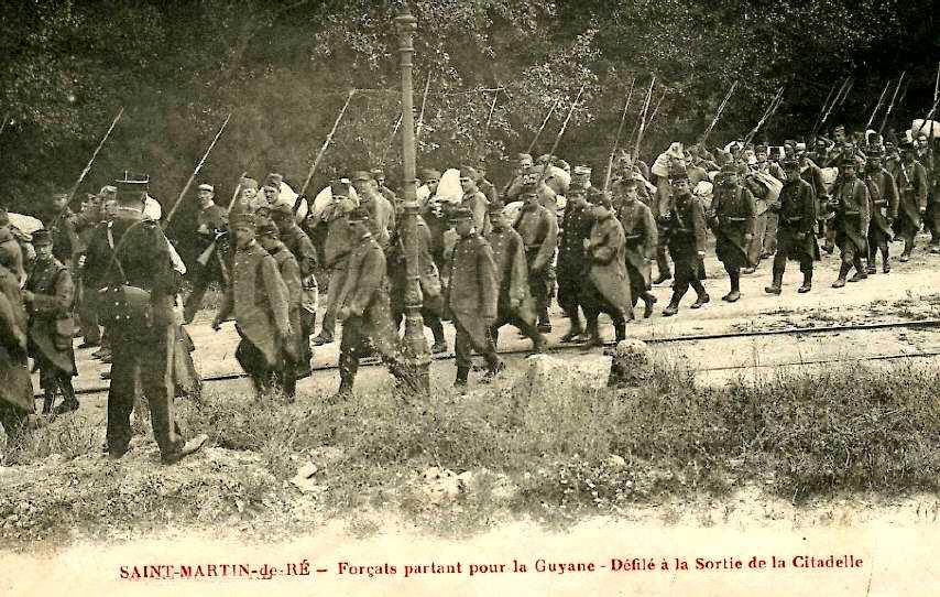 Deportats de l'illa de Ré