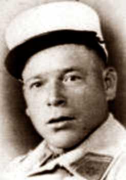 Diego Pérez Rodríguez en la Legió Francesa