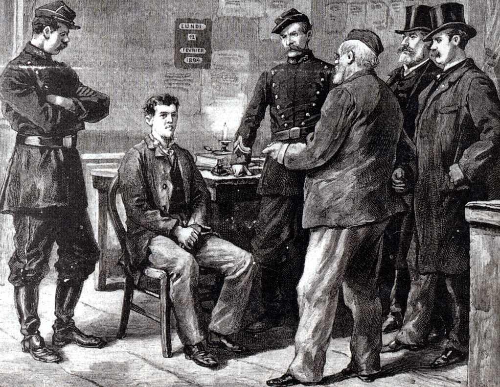 Interrogatorio de Émile Henry