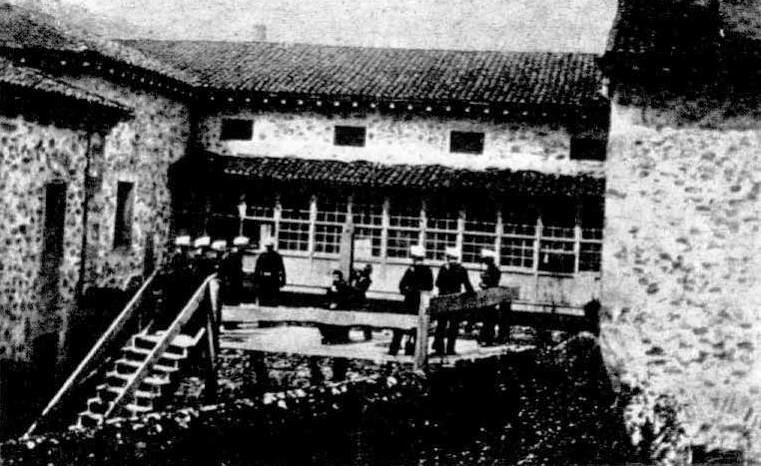 Execució d'Angiolillo