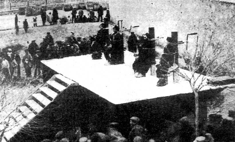 Execucions de Jerez del 10 de febrer de 1892